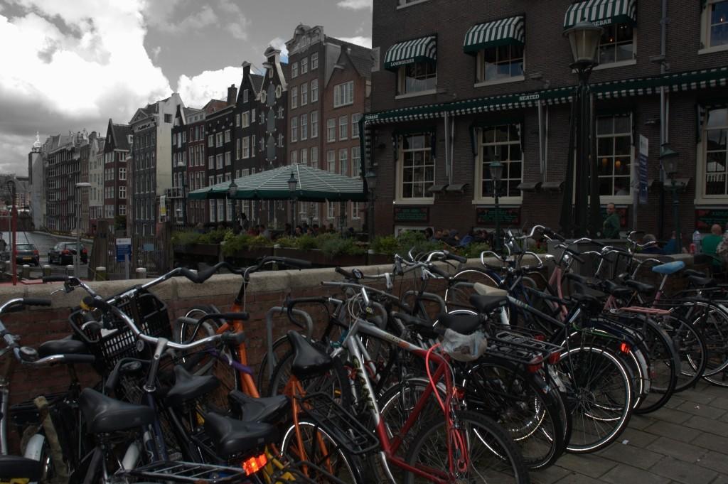 Fillareita Amsterdamissa