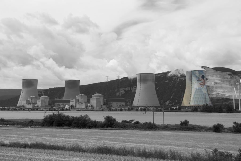 Ydinvoimala Ranskassa