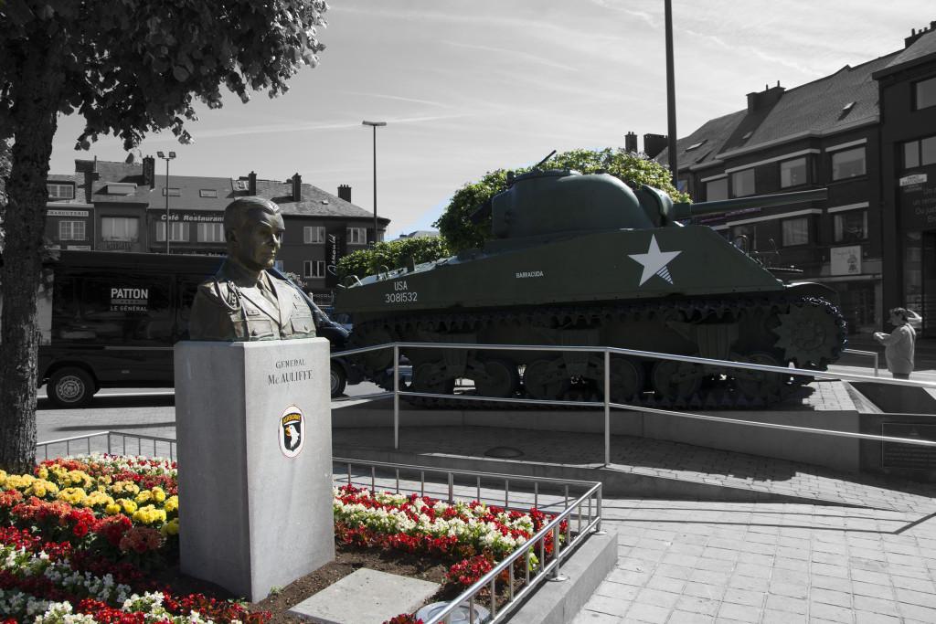 Bastogne, Belgia