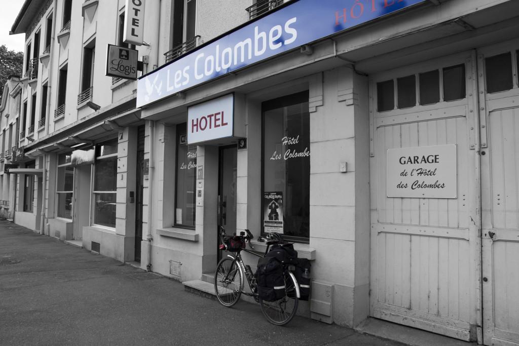 Hotelli Verdunissa