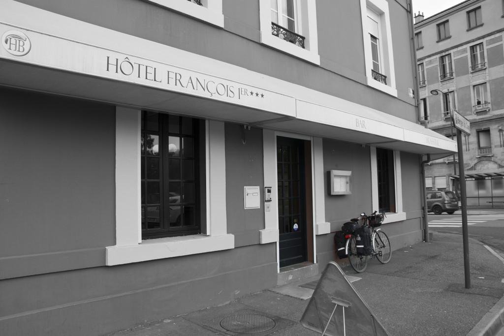 Hotelli Saint-Dizierissä
