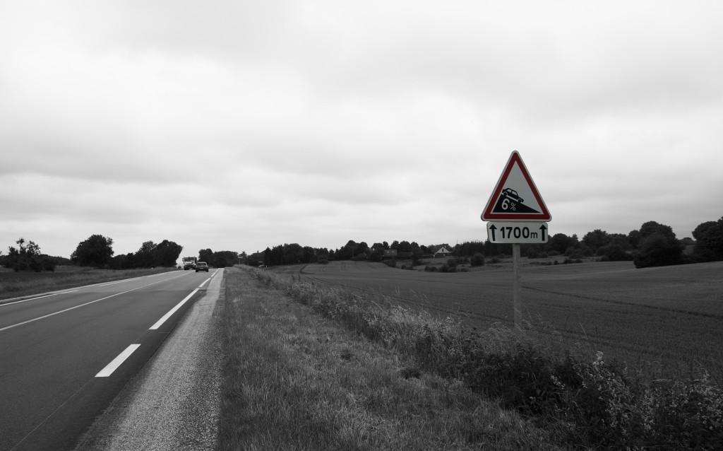 Tietä Dijoniin